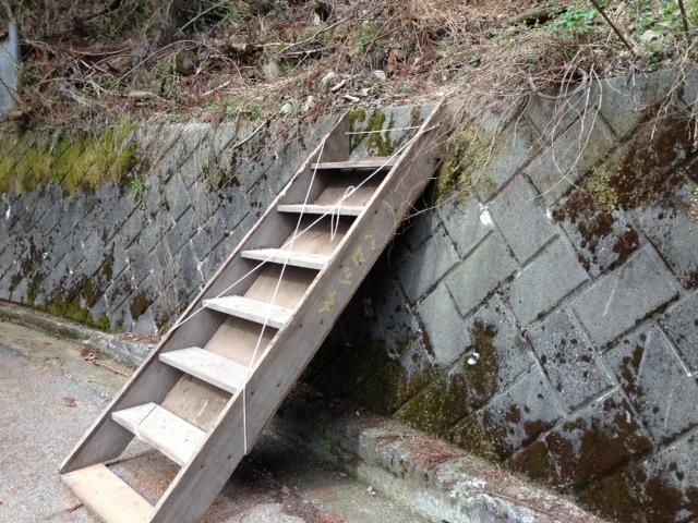 ハセツネ階段