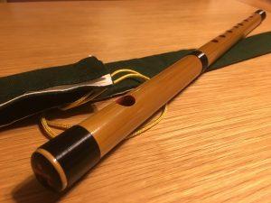 【唄物・ドレミ調】竹製篠笛『FURYU-6』7穴6本調子